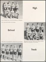1969 Clyde High School Yearbook Page 72 & 73