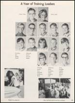 1969 Clyde High School Yearbook Page 94 & 95