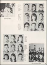 1969 Clyde High School Yearbook Page 96 & 97