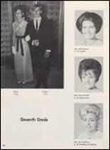 1969 Clyde High School Yearbook Page 98 & 99