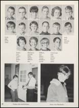 1969 Clyde High School Yearbook Page 102 & 103
