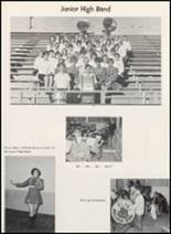 1969 Clyde High School Yearbook Page 110 & 111