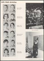 1969 Clyde High School Yearbook Page 118 & 119