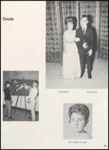 1969 Clyde High School Yearbook Page 122 & 123