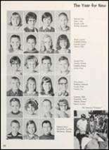 1969 Clyde High School Yearbook Page 124 & 125