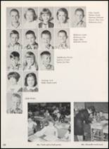 1969 Clyde High School Yearbook Page 136 & 137