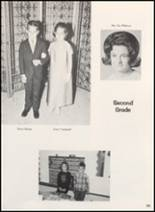1969 Clyde High School Yearbook Page 138 & 139