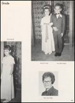 1969 Clyde High School Yearbook Page 144 & 145