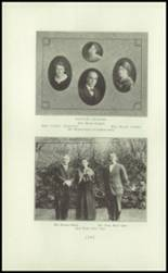 1915 Broadway High School Yearbook Page 18 & 19
