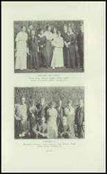 1915 Broadway High School Yearbook Page 20 & 21