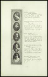 1915 Broadway High School Yearbook Page 38 & 39