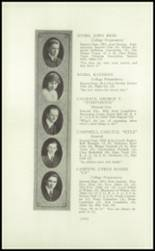 1915 Broadway High School Yearbook Page 40 & 41