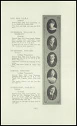 1915 Broadway High School Yearbook Page 44 & 45