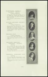 1915 Broadway High School Yearbook Page 54 & 55