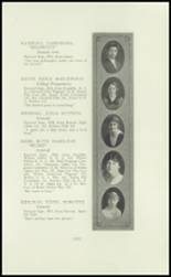 1915 Broadway High School Yearbook Page 58 & 59