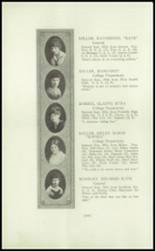 1915 Broadway High School Yearbook Page 70 & 71