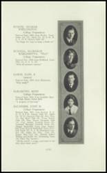 1915 Broadway High School Yearbook Page 76 & 77