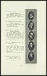 1915 Broadway High School Yearbook Page 78 & 79