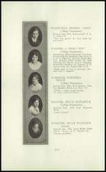1915 Broadway High School Yearbook Page 84 & 85