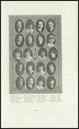 1915 Broadway High School Yearbook Page 100 & 101