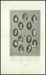 1915 Broadway High School Yearbook Page 108 & 109