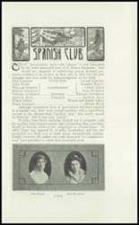 1915 Broadway High School Yearbook Page 132 & 133