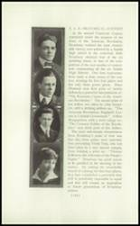 1915 Broadway High School Yearbook Page 156 & 157