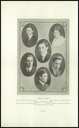 1915 Broadway High School Yearbook Page 158 & 159