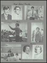 1973 Collinsville High School Yearbook Page 14 & 15