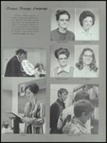 1973 Collinsville High School Yearbook Page 16 & 17