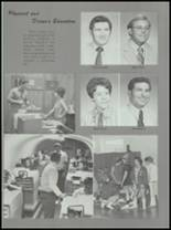 1973 Collinsville High School Yearbook Page 20 & 21
