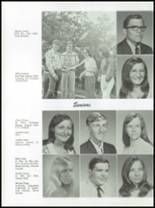 1973 Collinsville High School Yearbook Page 24 & 25