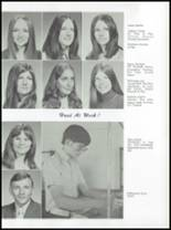 1973 Collinsville High School Yearbook Page 26 & 27