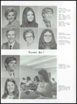 1973 Collinsville High School Yearbook Page 28 & 29