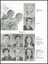 1973 Collinsville High School Yearbook Page 32 & 33