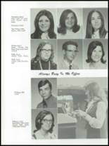 1973 Collinsville High School Yearbook Page 34 & 35