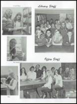 1973 Collinsville High School Yearbook Page 84 & 85