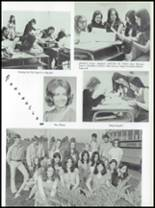 1973 Collinsville High School Yearbook Page 86 & 87