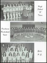 1973 Collinsville High School Yearbook Page 104 & 105
