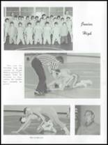 1973 Collinsville High School Yearbook Page 110 & 111