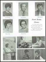 1973 Collinsville High School Yearbook Page 116 & 117