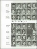 1973 Collinsville High School Yearbook Page 134 & 135