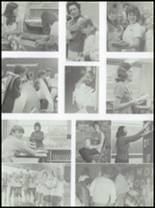 1973 Collinsville High School Yearbook Page 136 & 137