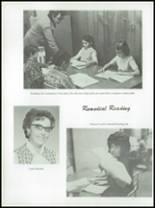 1973 Collinsville High School Yearbook Page 186 & 187