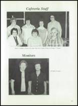 1983 Panama High School Yearbook Page 16 & 17