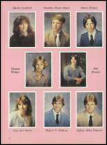 1983 Panama High School Yearbook Page 26 & 27