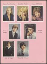 1983 Panama High School Yearbook Page 32 & 33
