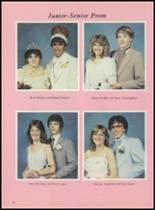1983 Panama High School Yearbook Page 34 & 35