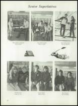 1983 Panama High School Yearbook Page 38 & 39