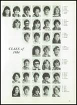 1983 Panama High School Yearbook Page 46 & 47